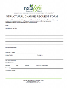 StructuralChangeRequestForm
